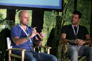 23.9.2016., Rovinj - 9. Weekend Media Festival 2016.  Panel Brzi i zestoki - Gaming industrija u regiji. Photo: Petar Glebov/PIXSELL
