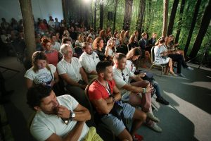 23.9.2016., Rovinj - 9. Weekend Media Festival 2016. Panel Nocni zivot 2.0. Photo: Petar Glebov/PIXSELL